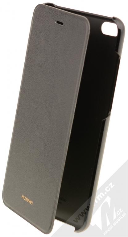 Huawei Flip Cover originální flipové pouzdro pro Huawei P9 Lite (2017)  černá (black 2f82b91246b
