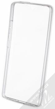 1Mcz 360 Full Cover sada ochranných krytů pro Samsung Galaxy S21 Ultra průhledná (transparent) přední kryt zezadu