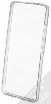 1Mcz 360 Full Cover sada ochranných krytů pro Samsung Galaxy S21 Ultra průhledná (transparent) přední kryt
