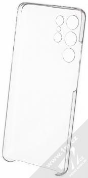 1Mcz 360 Full Cover sada ochranných krytů pro Samsung Galaxy S21 Ultra průhledná (transparent) zadní kryt zepředu