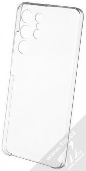 1Mcz 360 Full Cover sada ochranných krytů pro Samsung Galaxy S21 Ultra průhledná (transparent) zadní kryt