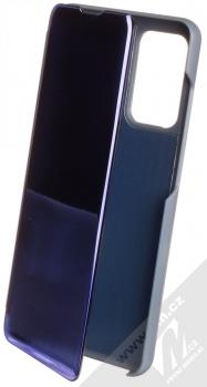 1Mcz Clear View flipové pouzdro pro Samsung Galaxy A52, Galaxy A52 5G, Galaxy A52s 5G modrá (blue)