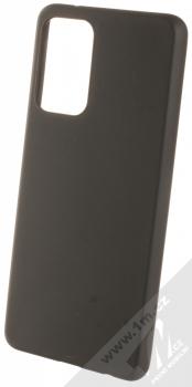1Mcz Matt TPU ochranný kryt pro Samsung Galaxy A72, Galaxy A72 5G černá (black)