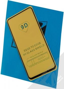 1Mcz Thin Glass 9D tenké tvrzené sklo na celou přední stranu pro Honor 20, Huawei nova 5T černá (black)
