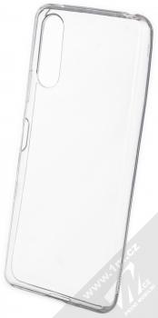 1Mcz TPU ochranný kryt pro Sony Xperia 10 III průhledná (transparent)