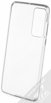 1Mcz TPU Super-thin supertenký ochranný kryt pro Huawei P40 průhledná (transparent) zepředu