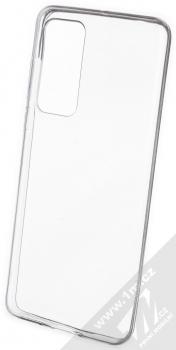 1Mcz TPU Super-thin supertenký ochranný kryt pro Huawei P40 průhledná (transparent)
