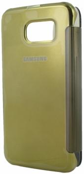 Samsung EF-ZG920BFEGWW Clear View Cover originální flipové pouzdro pro Samsung Galaxy S6 SM-G920F