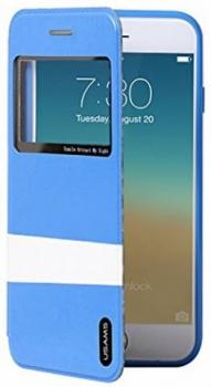 USAMS Lange flip Apple iPhone 6 otevřené