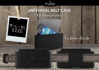 Puro Belt Case použití