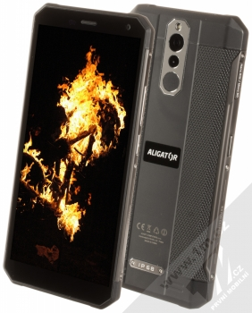 Aligator RX700 eXtremo + mobilní telefon Aligator A510 Senior v ceně 890Kč ZDARMA černá (black)