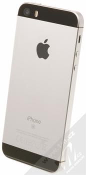 APPLE iPHONE SE 32GB šedá (space gray) šikmo zezadu