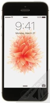 APPLE iPHONE SE 32GB šedá (space gray) zepředu