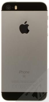 APPLE iPHONE SE 32GB šedá (space gray) zezadu