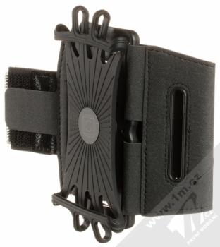 CellularLine Armband Spider sportovní pouzdro na paži pro telefony černá (black)