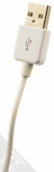 CellularLine USB Car Charger Kit 5W nabíječka do auta s USB výstupem 1A + USB kabel s Lightning konektorem pro Apple iPhone, iPod (licence MFi) bílá (white) USB konektor