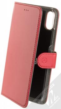 Celly Wally flipové pouzdro pro Apple iPhone XR červená (red)