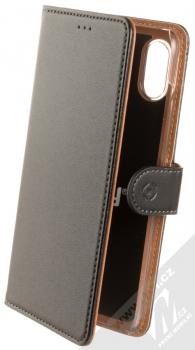 Celly Wally flipové pouzdro pro Xiaomi Mi 8 černá (black)