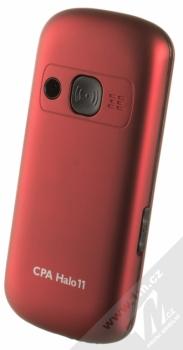 CPA HALO 11 červená (red) šikmo zezadu