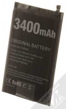Doogee BAT18783400 originální baterie pro Doogee X90, X90L, Y8