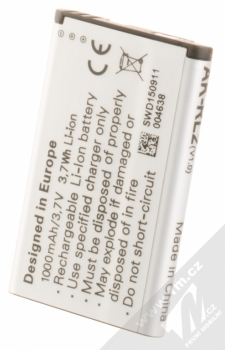 Emporia AK-RL2 originální baterie pro Emporia Essence Plus, Talk Basic, Talk Comfort zezadu