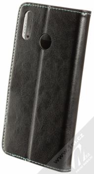 Fixed Opus flipové pouzdro pro Huawei Nova 3 černá (black) zezadu