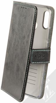 Fixed Opus flipové pouzdro pro Huawei Nova 3 černá (black)