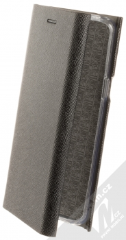 Forcell Bravo Book flipové pouzdro pro Samsung Galaxy S9 černá (black)