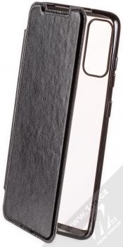 Forcell Electro Book flipové pouzdro pro Samsung Galaxy S20 černá (black)