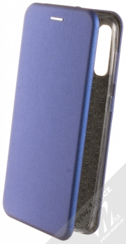 Forcell Elegance Book flipové pouzdro pro Samsung Galaxy A50, Galaxy A30s tmavě modrá (dark blue)