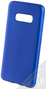Forcell Jelly Matt Case TPU ochranný silikonový kryt pro Samsung Galaxy S10e modrá (blue)