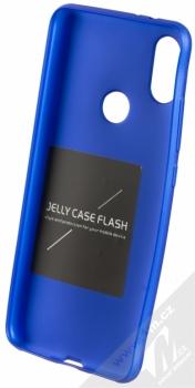 Forcell Jelly Matt Case TPU ochranný silikonový kryt pro Xiaomi Mi A2 modrá (blue) zepředu