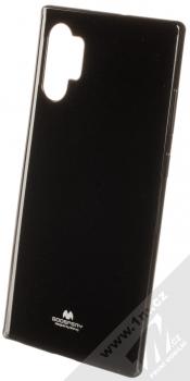 Goospery Jelly Case TPU ochranný silikonový kryt pro Samsung Galaxy Note 10 Plus černá (black)