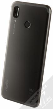 HONOR PLAY 4GB/64GB černá (midnight black) šikmo zezadu
