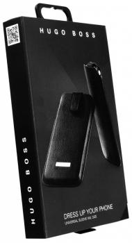 Hugo Boss Barcelona Universal Sleeve XXL pouzdro pro mobilní telefon, mobil, smartphone krabička