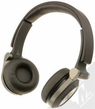 JBL Synchros E30 sluchátka s mikrofonem a ovladačem černá (black) zezadu