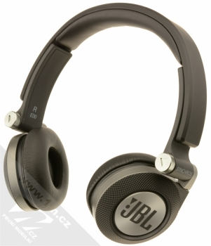 JBL Synchros E30 sluchátka s mikrofonem a ovladačem černá (black)