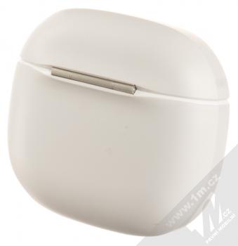 JBL TUNE 120BT TrueWireless Bluetooth stereo sluchátka bílá (white) nabíjecí pouzdro zezadu