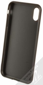 Karl Lagerfeld Karl and Choupette ochranný kryt s motivem pro Apple iPhone XS Max (KLHCI65KICKCRE) červená (red) zepředu