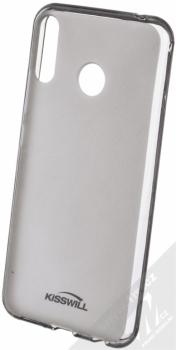 Kisswill TPU Open Face silikonové pouzdro pro Asus ZenFone 5 2018 (ZE620KL), ZenFone 5Z (ZS620KL) černá průhledná (black)