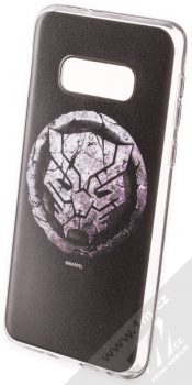 Marvel Black Panther 013 TPU ochranný kryt pro Samsung Galaxy S10e černá (black)