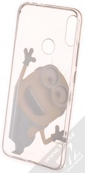 Mimoni Larry 002 TPU ochranný kryt pro Xiaomi Redmi Note 7 průhledná (transparent) zepředu