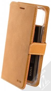 Molan Cano Issue Diary flipové pouzdro pro Apple iPhone 11 hnědá (brown)