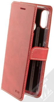 Molan Cano Issue Diary flipové pouzdro pro Huawei Nova 3i červená (red)