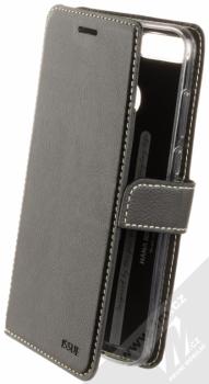 Molan Cano Issue Diary flipové pouzdro pro Huawei Y6 Prime (2018), Honor 7A černá (black)