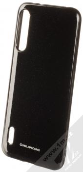 Molan Cano Jelly Case TPU ochranný kryt pro Xiaomi Mi A3 černá (black)