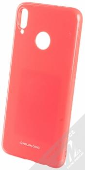 Molan Cano Jelly Case TPU ochranný kryt pro Honor 8X sytě růžová (hot pink)