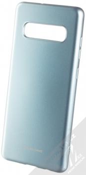 Molan Cano Jelly Case TPU ochranný kryt pro Samsung Galaxy S10 Plus blankytně modrá (sky blue)
