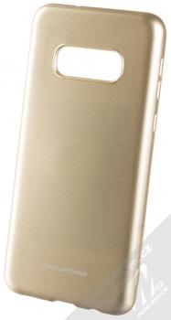 Molan Cano Jelly Case TPU ochranný kryt pro Samsung Galaxy S10e zlatá (gold)