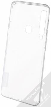 Nillkin Nature TPU tenký gelový kryt pro Samsung Galaxy A9 (2018) čirá (transparent white) zepředu